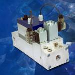 mass flow controller of the flox[on] series of FC Technik