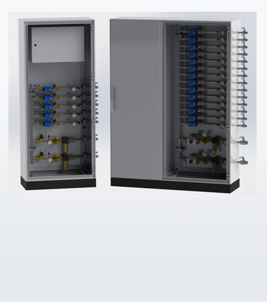 Purging Systems for Aluminium Furnace
